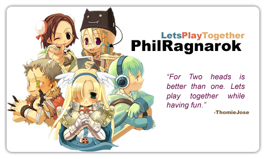 PhilRagnarok and Tjsa-zpanel Back Online!